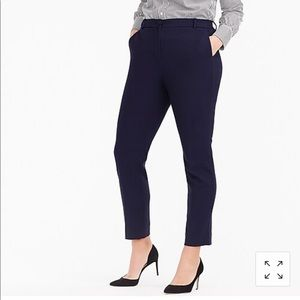 New J crew High-rise Cameron pant 4 season stretch